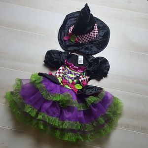 Other - Boutique made witch costume size 2T.